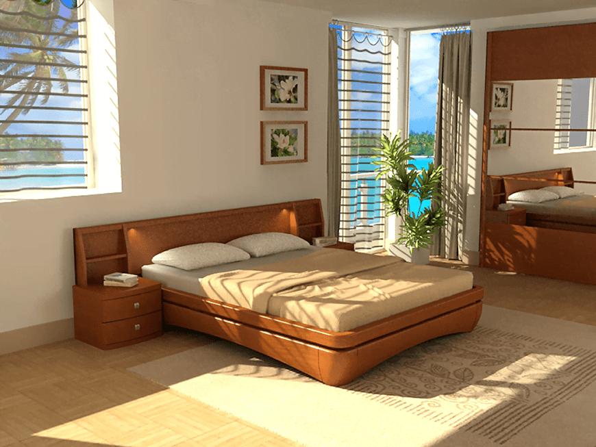 Кровать Торис Иона Арис