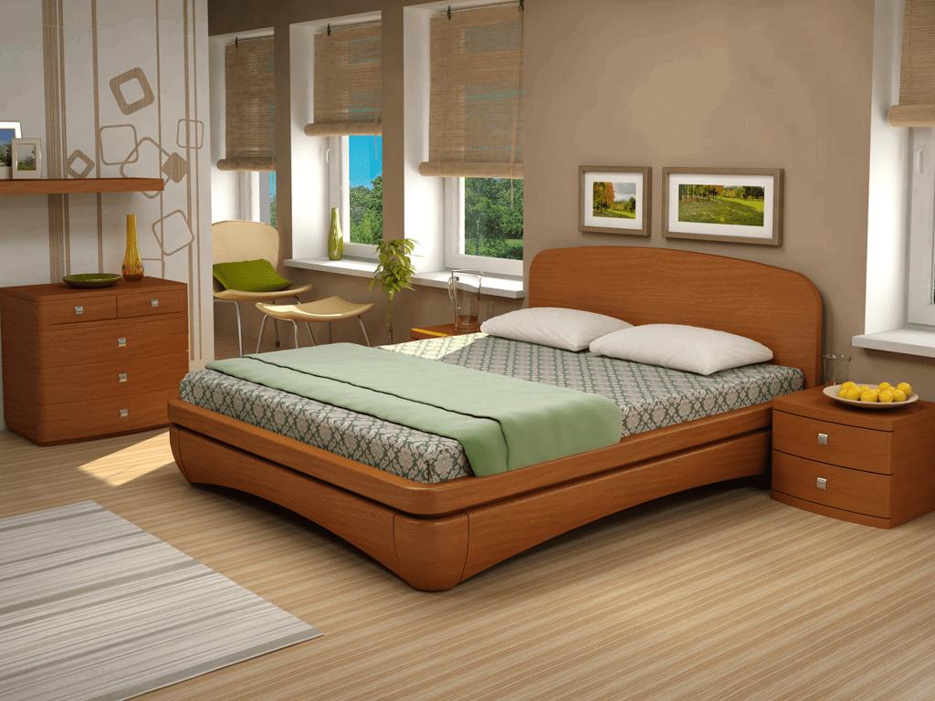 Кровать Торис Иона Стати