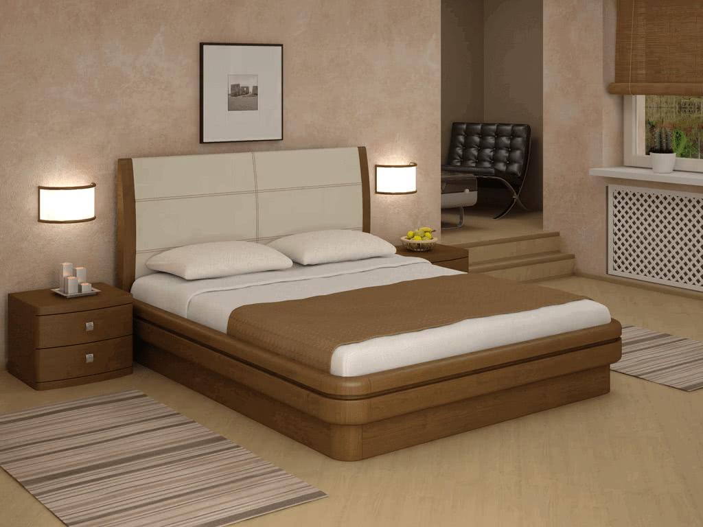 Кровать Торис Эва Лило
