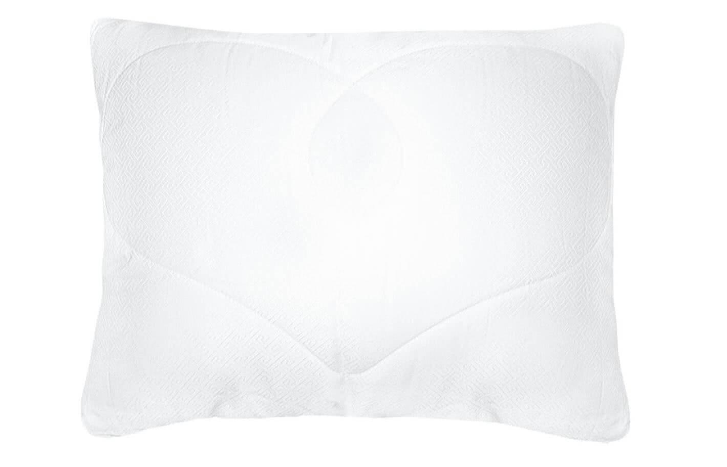 Подушка Silk в сатин-жаккарде 70х70