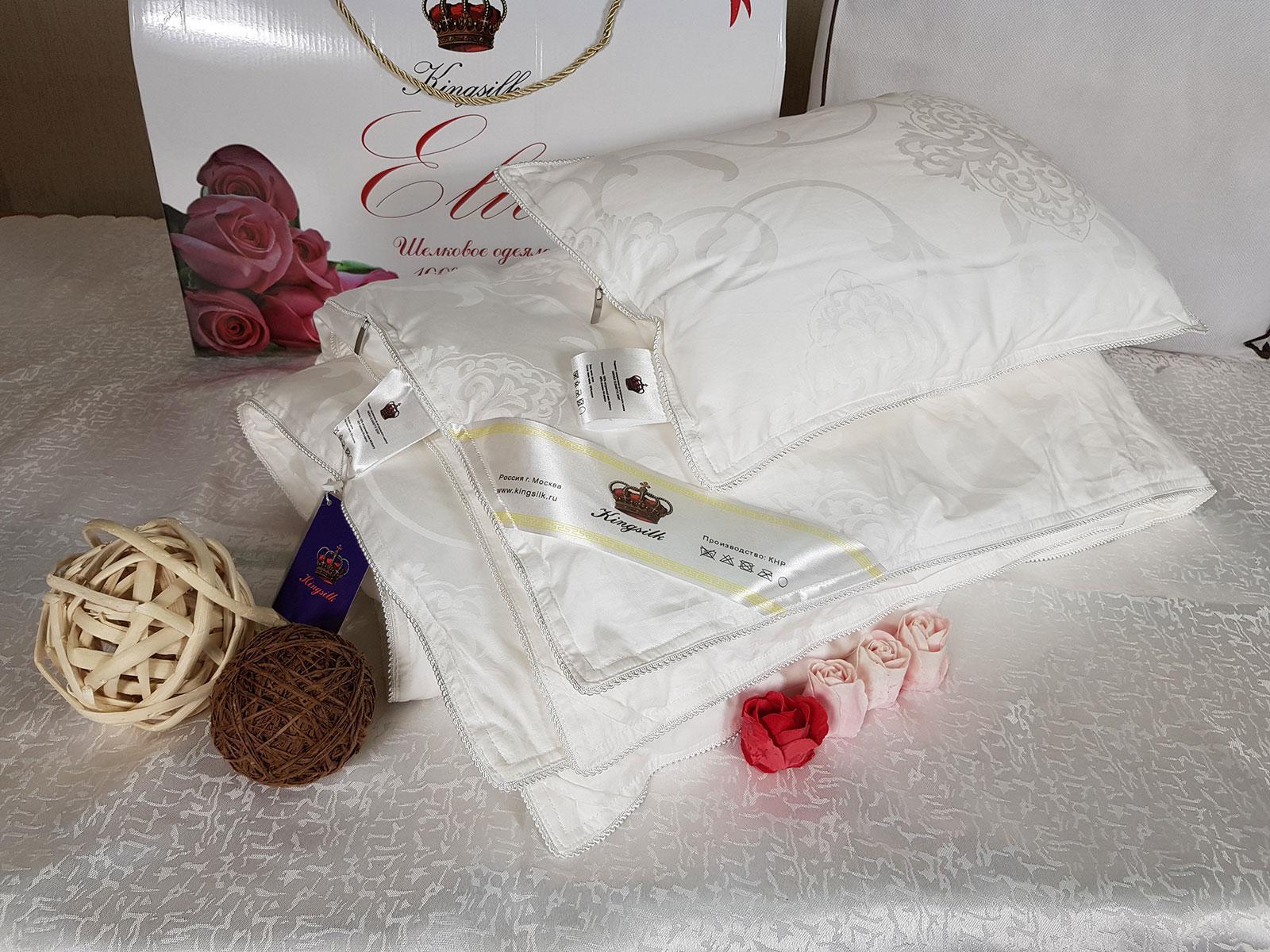 Детское одеяло Kingsilk Elisabette Элит с подушкой - Detskoye-Postelnoe.Ru