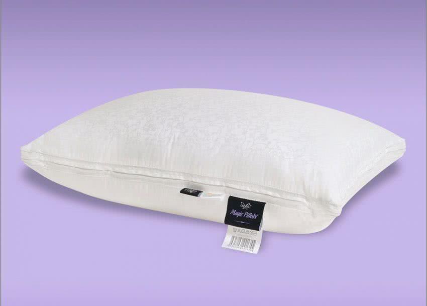 Шелковая подушка Onsilk Magic Pillow - Detskoye-Postelnoe.Ru