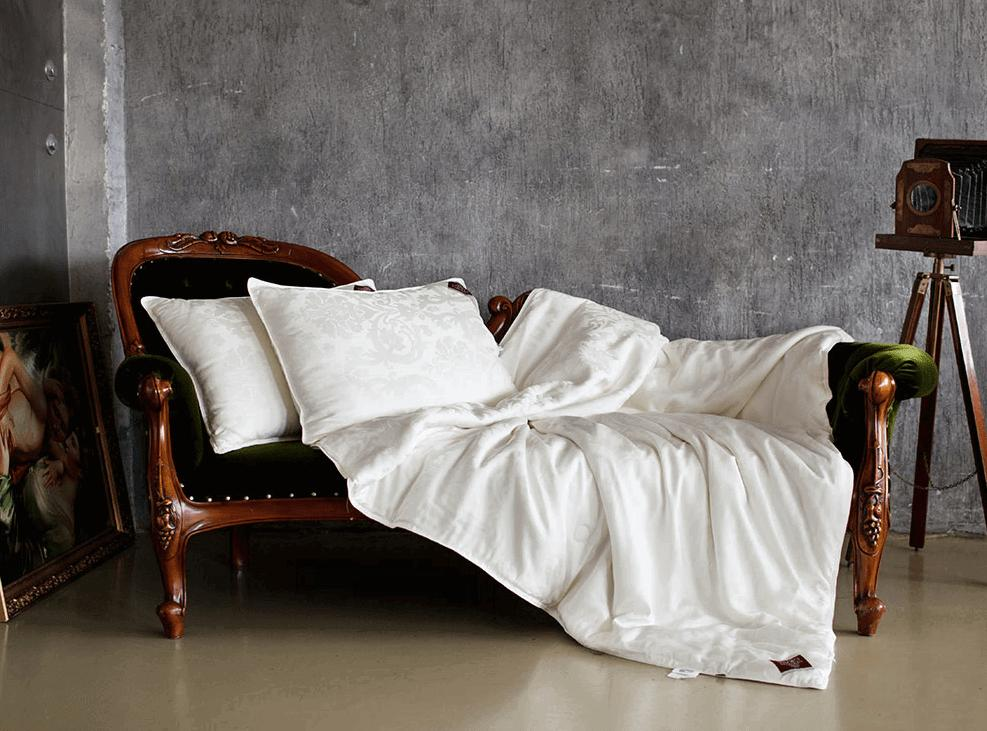 Шелковое одеяло German Grass Luxury Silk Grass, легкое - Detskoye-Postelnoe.Ru