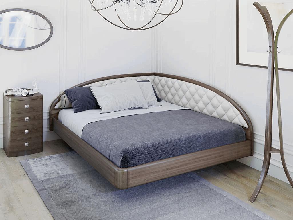 Кровать Торис Мати Тинто правое