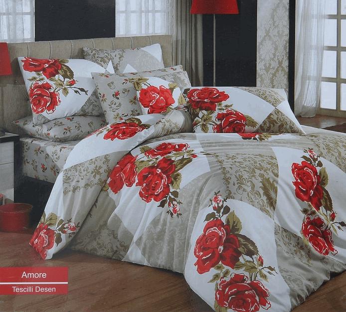 Постельное белье Cotton Life Amore (50х70 см) - Петербург