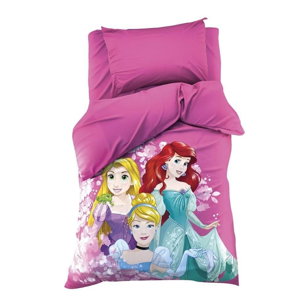 Детское постельное белье Disney Принцессы - Detskoye-Postelnoe.Ru