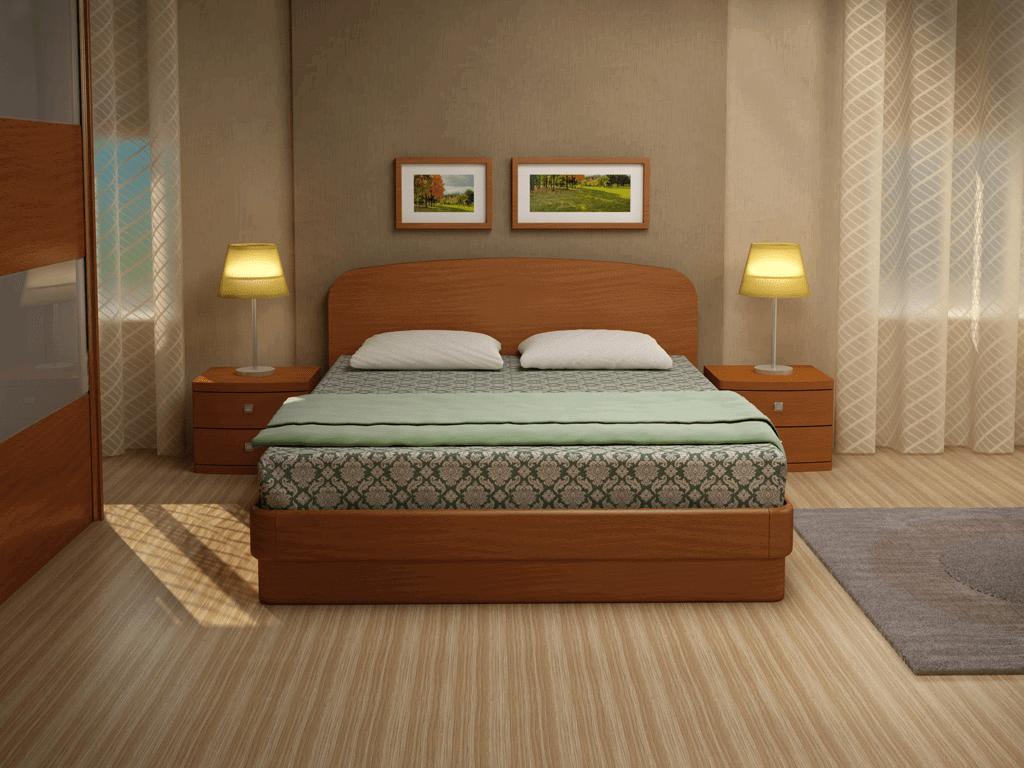 Кровать Торис Юма Стати