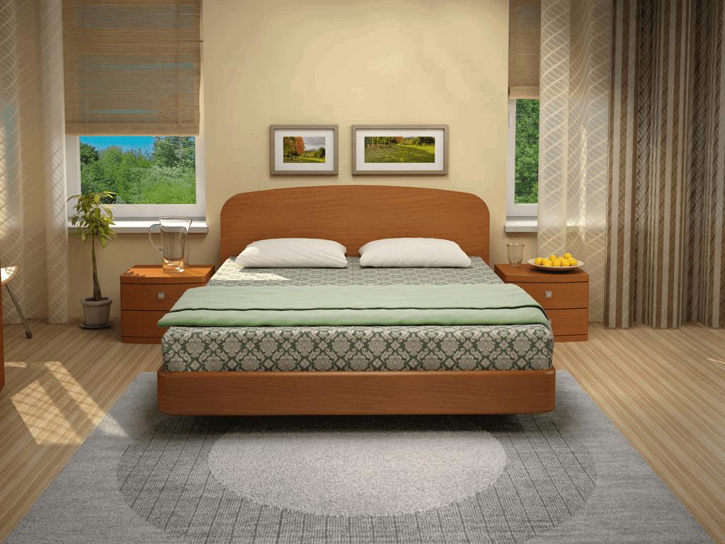 Кровать Торис Мати Стати