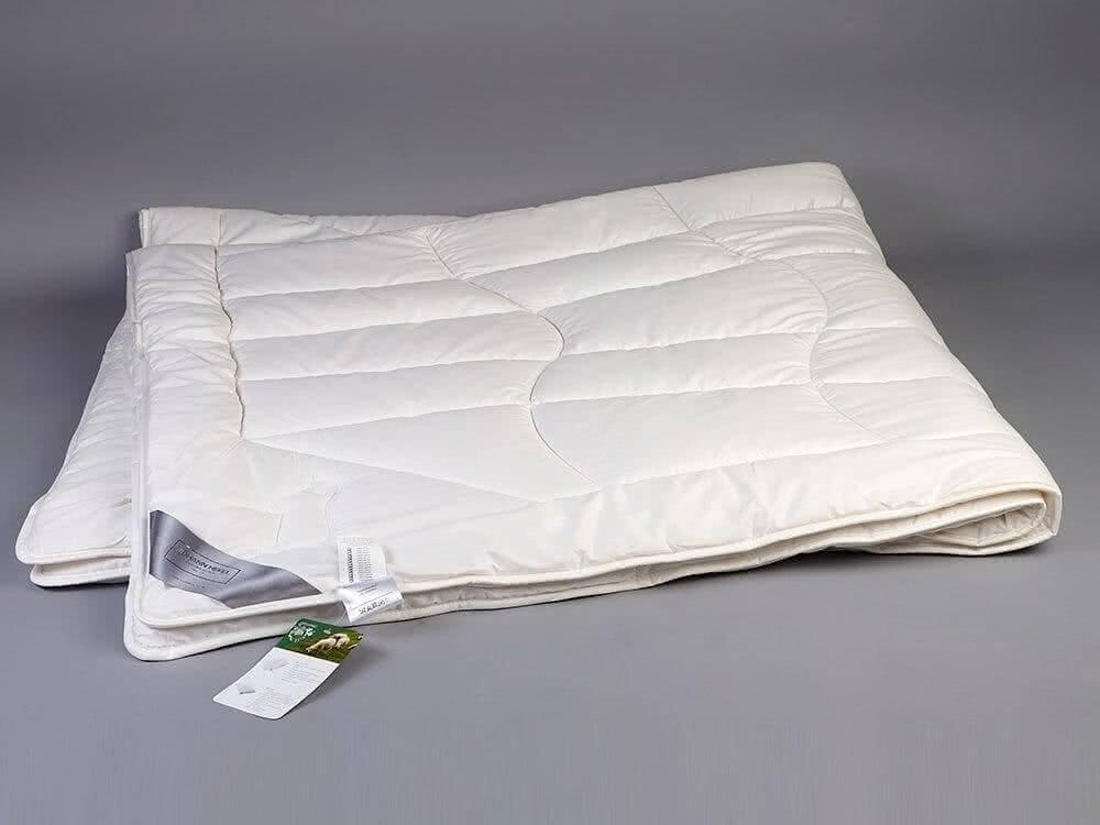 Одеяло Johann Hefel Pure Wool GD, всесезонное - Петербург