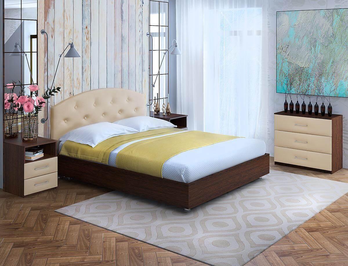 Кровать под матрас 140х200