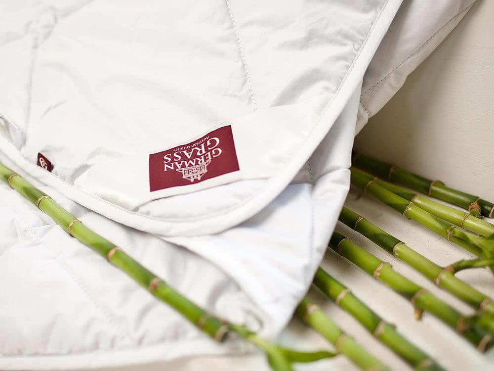 Одеяло German Grass Bamboo Grass, всесезонное - Detskoye-Postelnoe.Ru