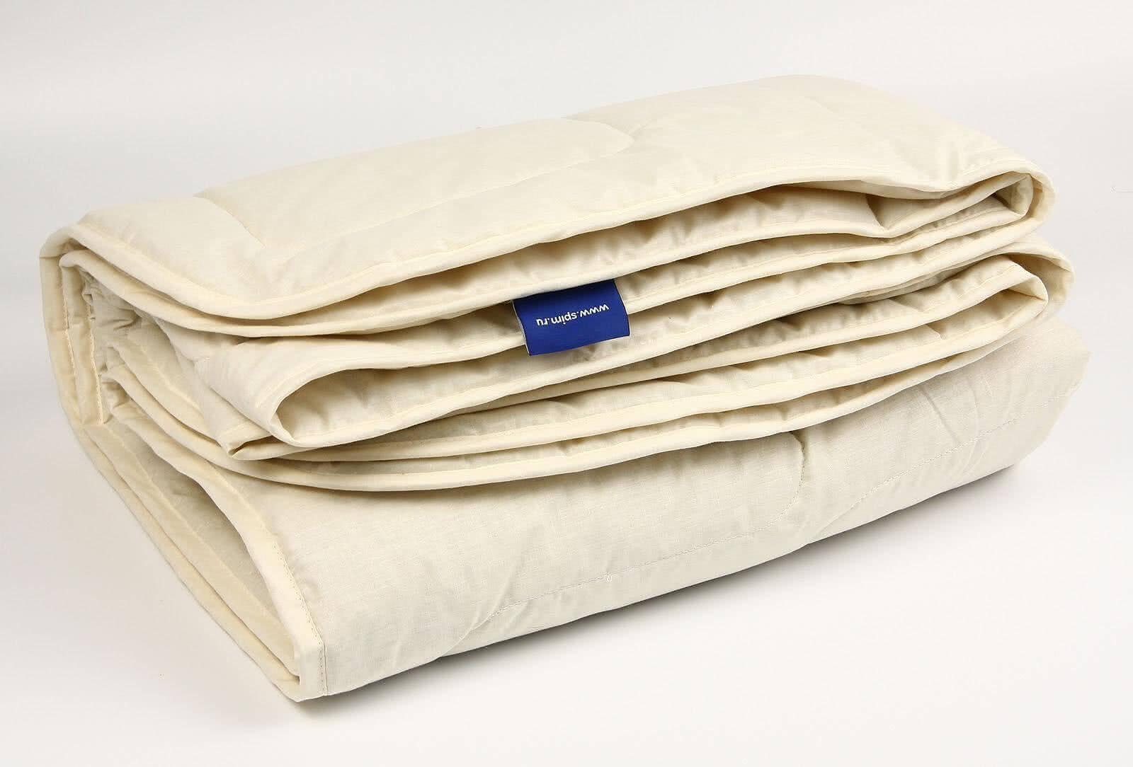 Одеяло шерстяное SoftWool - Петербург