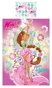 �������� Disney Winx Flora 2013