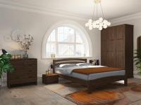 Кровать Райтон Веста 2-R сосна
