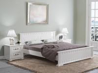 Кровать Райтон Milena М сосна (эмаль)