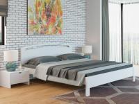 Кровать Райтон Веста 1-R-тахта береза (эмаль)