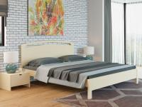 Кровать Райтон Веста 1-М-тахта-R береза (эмаль)