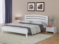 Кровать Райтон Веста 2-М-тахта-R береза (эмаль)