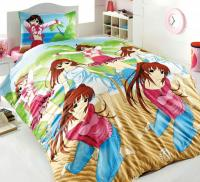 Cotton Life Girls (50х70 см)