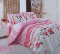 Cotton Life Rosa (70х70 см), розовый