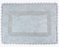 Коврик Arya Lupen, светло-голубой с гипюром