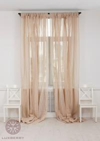 Штора на петлях Luxberry Curtain Line
