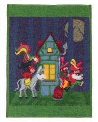 Полотенце Feiler Fairy Tales Bremen Town Musicians 37х50 см