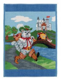 Полотенце Feiler Fairy Tales Puss in Boots 37х50 см