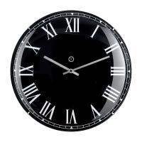 Часы настенные Урбаника Lima, черный