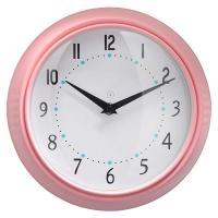 Часы настенные Урбаника Milano, розовый