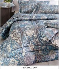 Покрывало Mirabello Bolshoj, blu