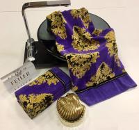 Полотенце Feiler Sanssouci Violett 75х150 см