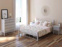 Купить кровать Орма - Мебель Garda 9R (белый)