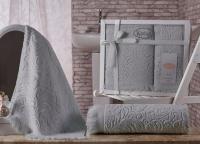полотенец Karna Esra, серый