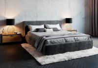 Кровать Sonum Altea (металлическое основание)