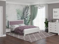 Кровать Райтон Prima (savana/лак)