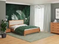 Кровать Райтон Prima (savana/лак) с подъемным механизмом