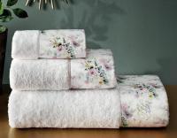 Набор из 3-х полотенец Tivolyo Finola, кремовый