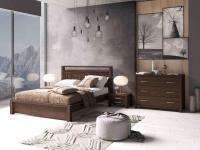 Кровать Райтон Fiord (береза)