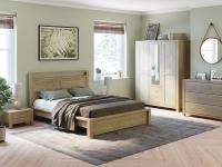 Кровать Райтон Fiord (дуб)