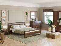 Кровать Райтон Kvebek (сосна)