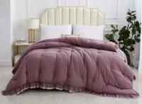 Одеяло Sofi De Marko Сильвия №4, фиолетовый
