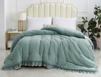 Одеяло Sofi De Marko Сильвия №1, зеленый