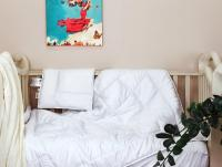 Детское одеяло и подушка German Grass Baby Cotton Grass