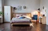 Кровать Райтон Odda (ткань стандарт)