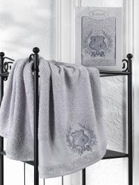 Полотенце Karna Davis, серый