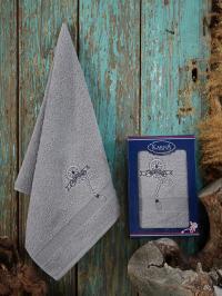 Полотенце Karna Rota, серый