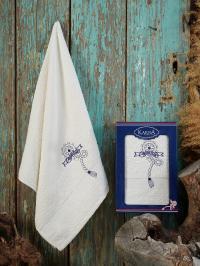 Полотенце Karna Rota, кремовый