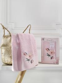Полотенце Karna Valdi, розовый