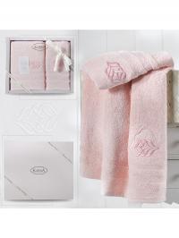 полотенец Karna Derin, розовый